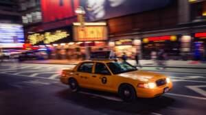 Quizz - Des stars et des taxis