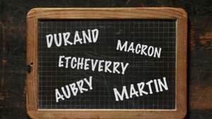 Êtes-vous incollable sur les noms de famille ?