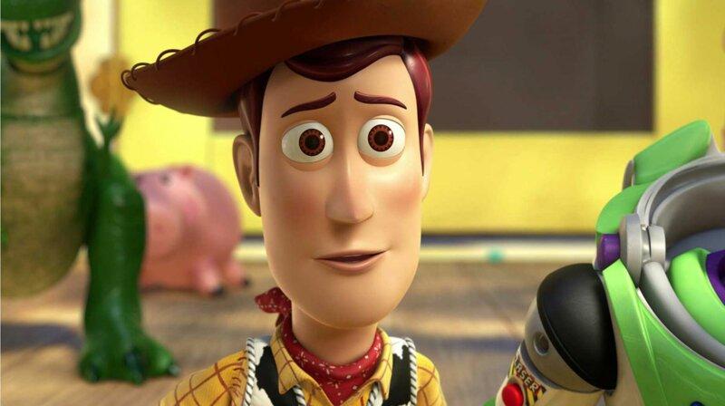 Quelle est la phrase fétiche de Woody ?