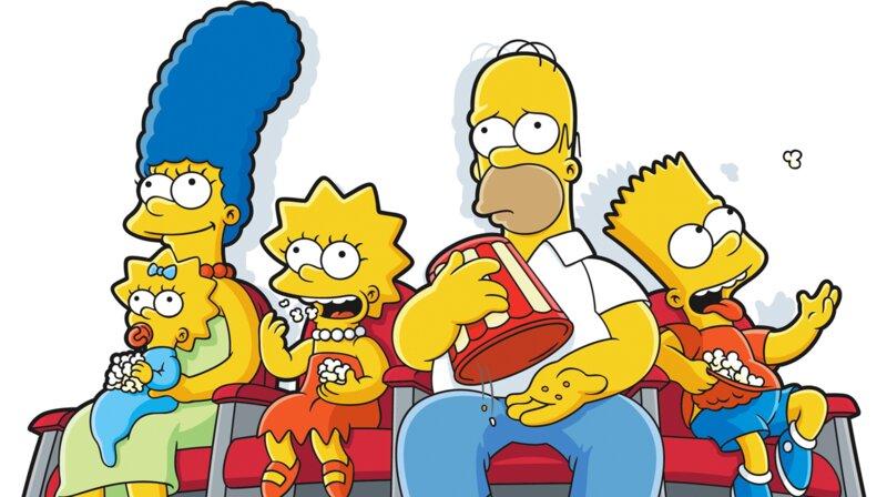 La série Les Simpson est la série la plus longue de l'histoire de la télévision