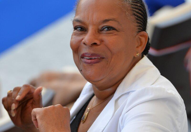 Comment Christiane Taubira occupe-t-elle ses vacances en Guyane?