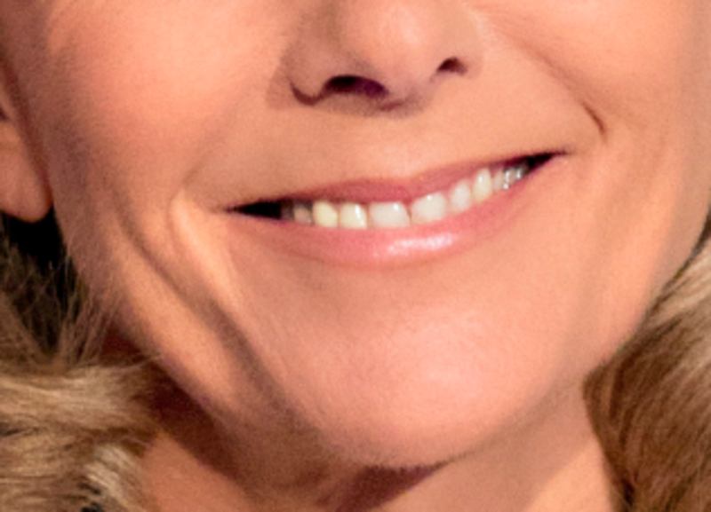 A qui est ce joli sourire ?