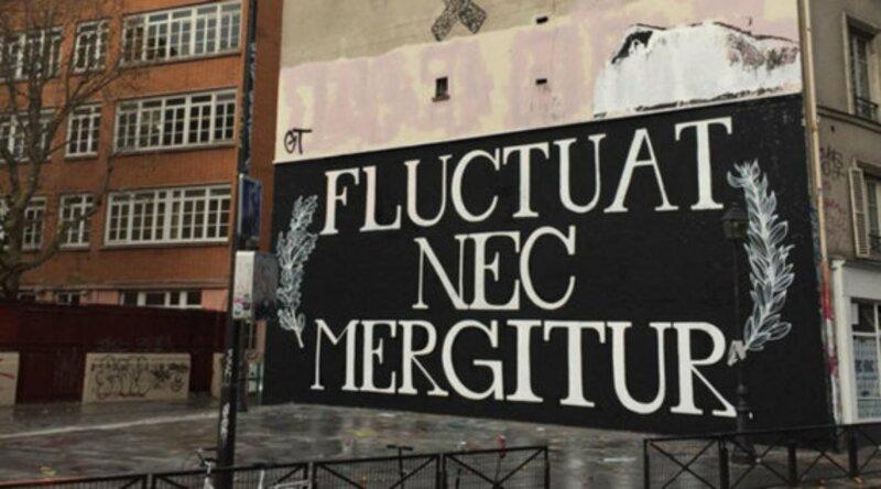 Que signifie Fluctuat Nec Mergitur ?