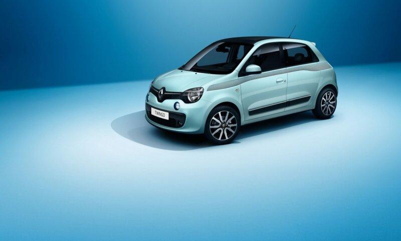 Le nom de la Renault Twingo vient :