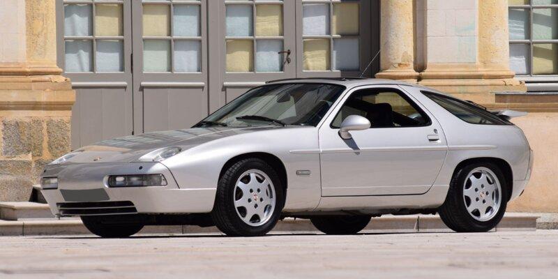 Porsche 928 GT - 1991 - La voiture est estimée :