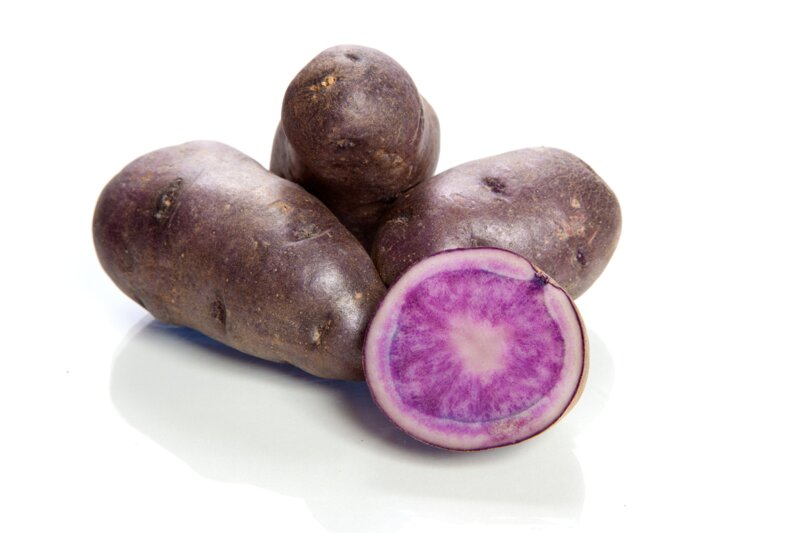 Comment appelle-t-on cette variété de pommes de terre ?