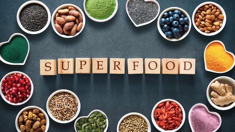 Êtes-vous incollable sur les super aliments ?