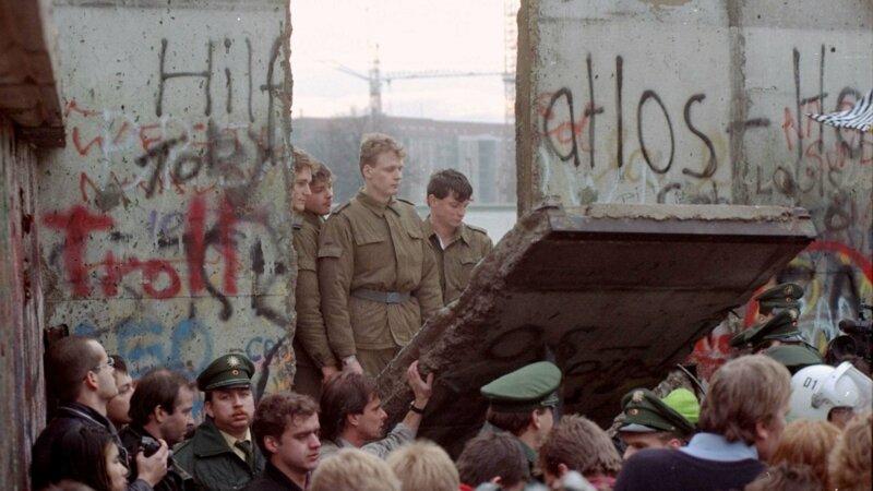 Chute du mur de Berlin, vous souvenez-vous ?