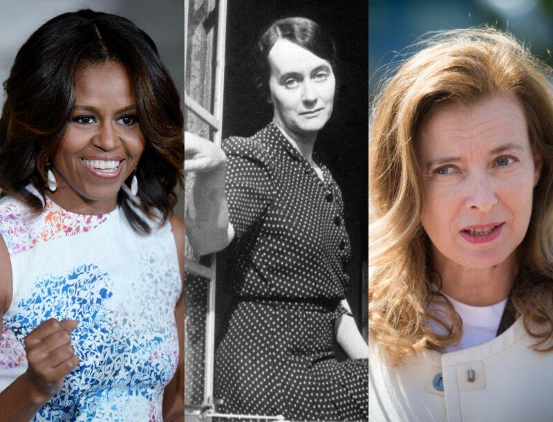 Tout ce que vous avez toujours voulu savoir sur les Premières dames