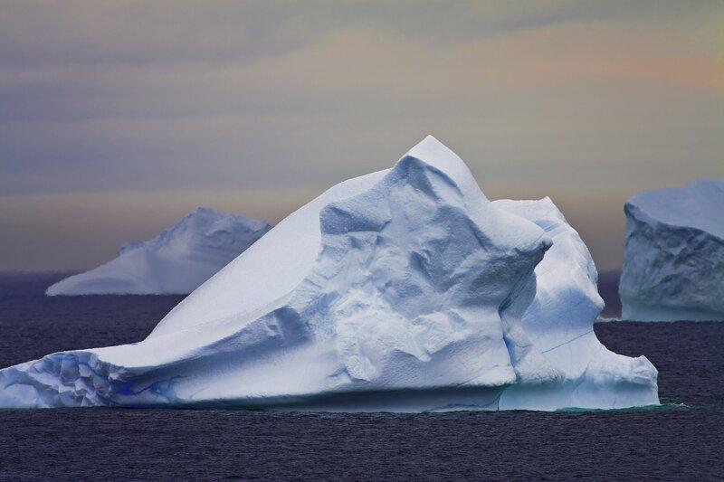 Que savez-vous sur les icebergs ?