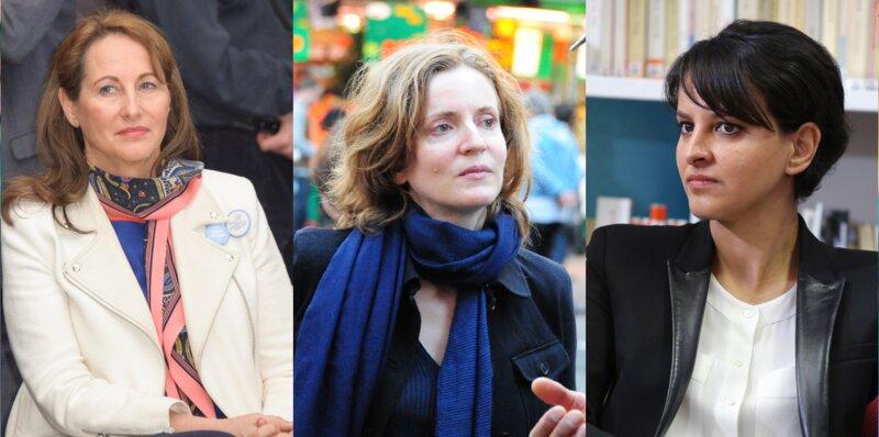 Savez-vous qui a balancé ces vacheries aux femmes politiques?