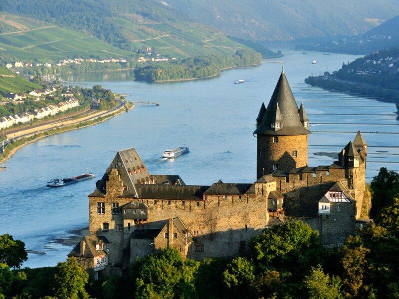 Que savez-vous sur le Rhin ?