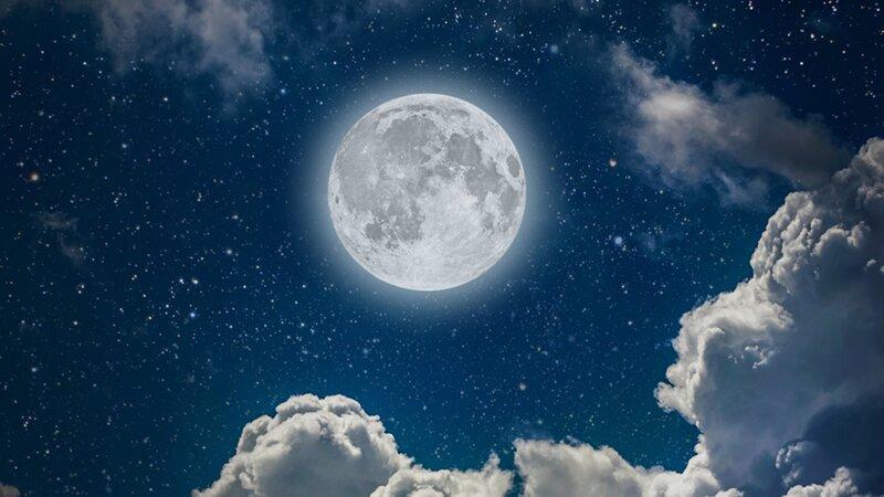 La pleine lune : mythes et réalités