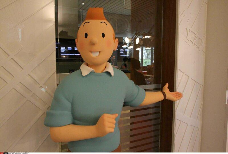 Connaissez-vous bien Hergé et Tintin ?