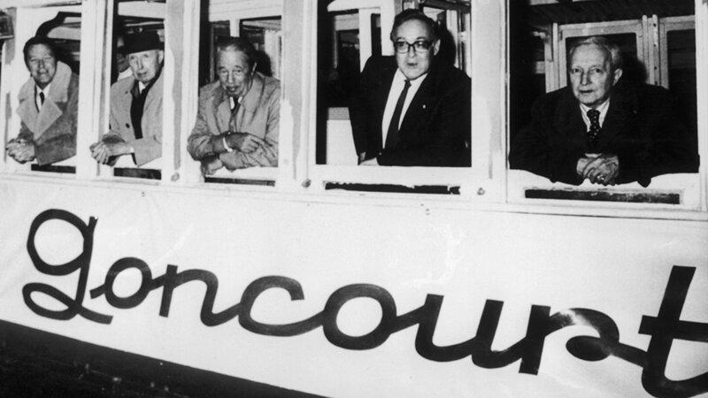Que savez-vous du prix Goncourt ?