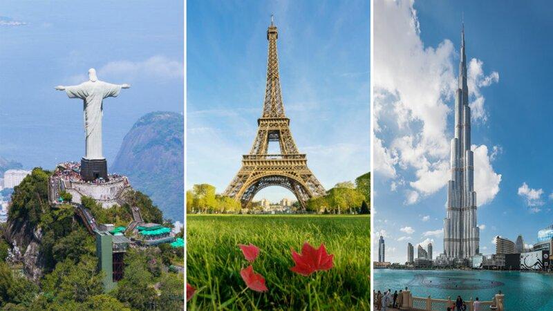 Connaissez-vous les plus grands sites touristiques ?
