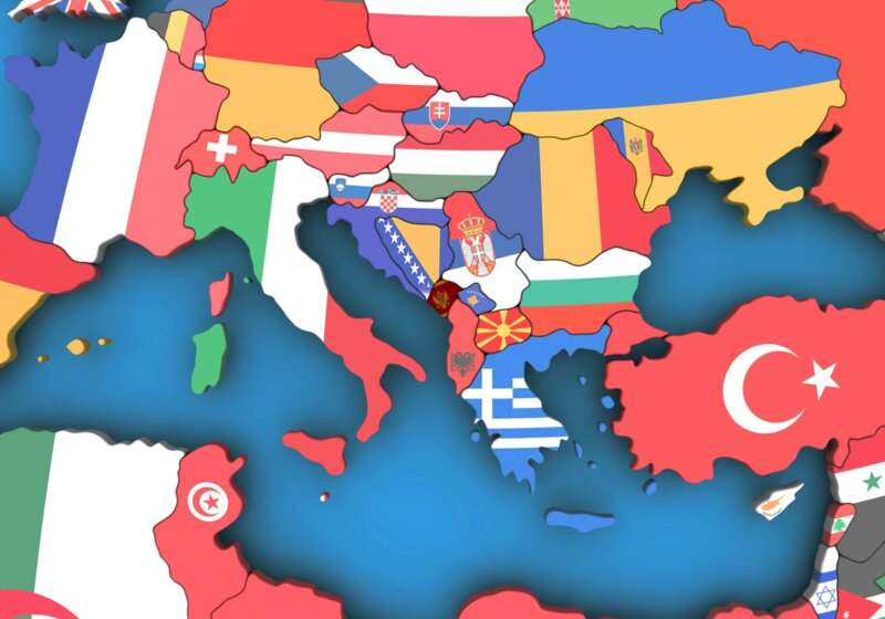 Connaissez-vous bien les nouveaux pays ?