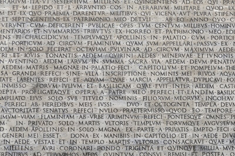 Vous parlez latin sans (toujours) le savoir !