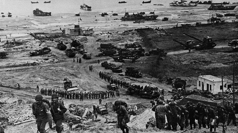 Connaissez-vous bien le débarquement de Normandie ?